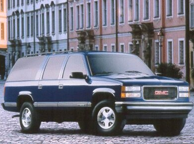 1996 Gmc Jimmy 4dr 4wd Sl Millennium Motors Inc Dealership In Monroe
