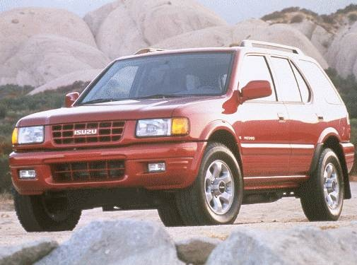 1999 Isuzu Rodeo | Pricing, Ratings, Expert Review | Kelley