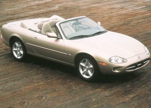 1999 Jaguar XK   Pricing, Ratings, Expert Review   Kelley