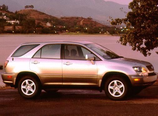 1999 Lexus Rx Values Cars For Sale Kelley Blue Book
