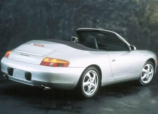 Used 1999 Porsche 911 Carrera Cabriolet 2d Prices Kelley Blue Book