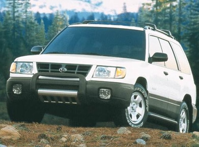 1999 Subaru Forester Pricing Reviews Amp Ratings Kelley