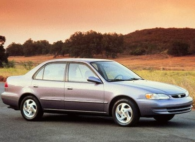 2009 Toyota Corolla For Sale >> 1999 Toyota Corolla Pricing, Reviews & Ratings | Kelley ...