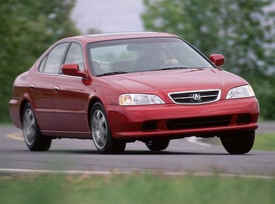 2000 Acura Tl 3.2 >> 2000 Acura Tl Pricing Ratings Expert Review Kelley Blue Book
