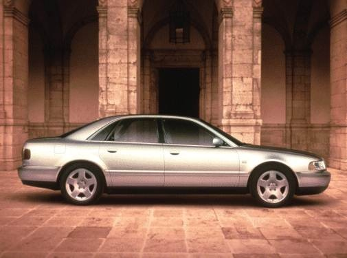 2000 Audi A8 Pricing Ratings Expert Review Kelley Blue Book