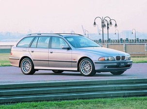 Used 2000 Bmw 5 Series 540it Wagon 4d Prices Kelley Blue Book