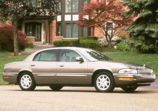 2000 Buick Park Avenue Values  Cars for Sale  Kelley Blue Book