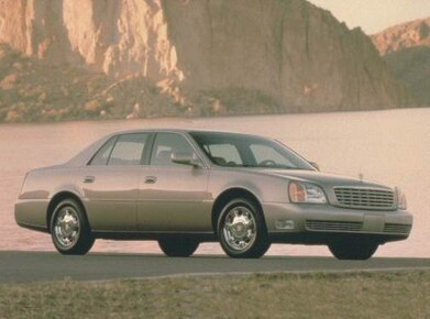 2000 Cadillac DeVille | Pricing, Ratings, Expert Review | Kelley