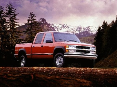 2000 Chevrolet 3500 Crew Cab | Pricing, Ratings, Expert