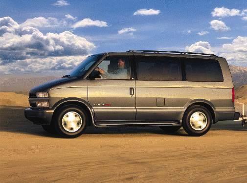 2000 Chevrolet Astro Passenger