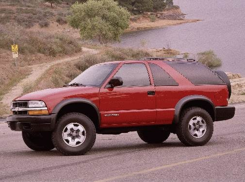 2000 Chevrolet Blazer | Pricing, Ratings, Expert Review