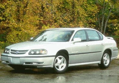 Used 2000 Chevrolet Impala Values Cars For Sale Kelley Blue Book