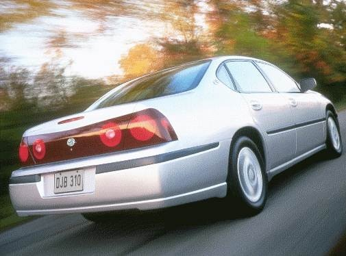 2000 Chevrolet Impala Values Cars For Sale Kelley Blue Book