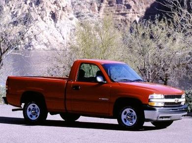 2000 Chevrolet Silverado 1500 Regular Cab Pricing Reviews