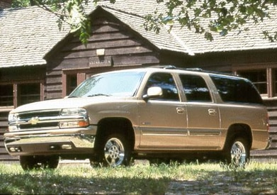 Used Chevy Suburban >> 2000 Chevrolet Suburban 1500 Pricing Reviews Ratings