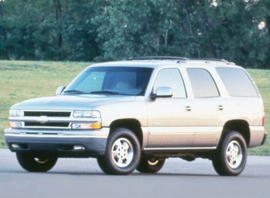2000 Chevrolet Tahoe New Pricing Reviews Ratings