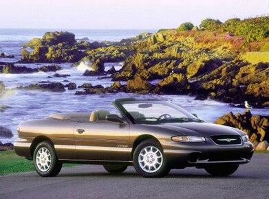 Used 2000 Chrysler Sebring Values Cars For Sale Kelley Blue Book
