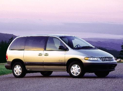 2000 Dodge Caravan Passenger | Pricing, Ratings, Expert Review