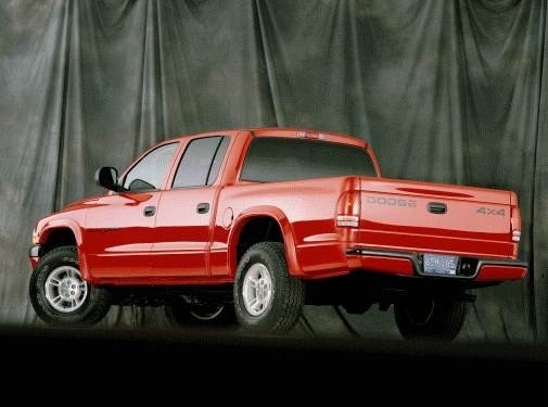 2000 Dodge Dakota Quad Cab | Pricing, Ratings, Expert Review