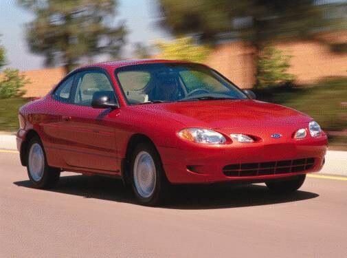 2000 Ford Mustang Taurus Focus Escort Service Spec Book