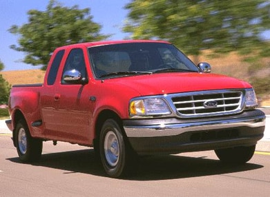 2000 Ford F150 Super Cab Pricing Reviews Ratings Kelley