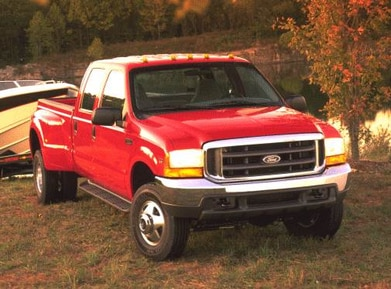 Used Ford F350 Dually Wheels >> 2000 Ford F350 Super Duty Crew Cab Pricing Reviews