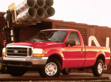 2000 Ford F350 Pricing Reviews Ratings Kelley Blue Book