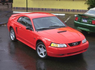 2000 Ford Mustang Pricing Reviews Ratings Kelley Blue Book