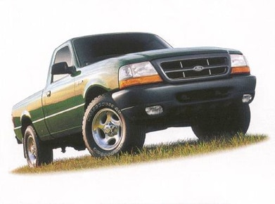 2000 Ford Ranger Prices Reviews Pictures Kelley Blue Book