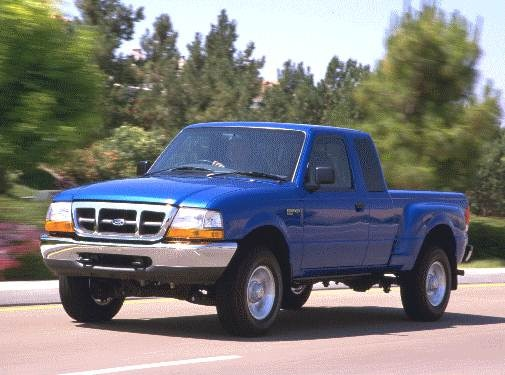 Used 2000 Ford Ranger Super Cab Pickup 2d Pricing Kelley Blue Book