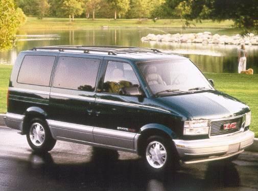 2000 GMC Safari Passenger | Pricing, Ratings, Expert Review | Kelley