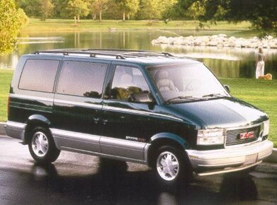 2000 GMC Safari Passenger | Pricing, Ratings, Expert Review