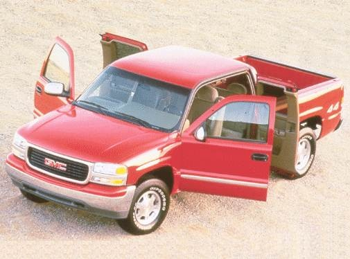 2000 GMC Sierra 1500 Extended Cab | Pricing, Ratings, Expert