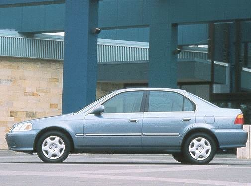 Used 2000 Honda Civic Lx Sedan 4d Prices Kelley Blue Book
