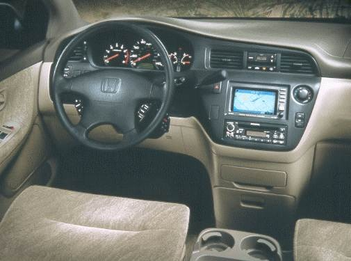 Get Honda Odyssey 2000