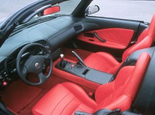 2000 Honda S2000 | Pricing, Ratings, Expert Review | Kelley Blue Book