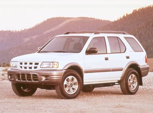 2000 Isuzu Rodeo | Pricing, Ratings, Expert Review | Kelley Blue Book