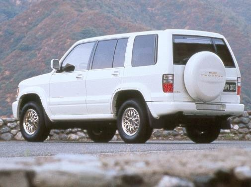2000 Isuzu Trooper | Pricing, Ratings, Expert Review | Kelley Blue Book