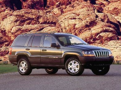 2000 Jeep Grand Cherokee | Pricing, Ratings, Expert Review