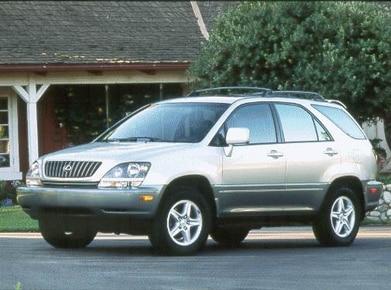 2000 Lexus RX | Pricing, Ratings, Expert Review | Kelley