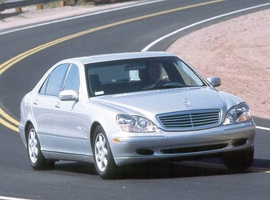2000 Mercedes Benz S Class Pricing Ratings Expert Review