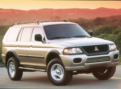 Image result for 2000 mitsubishi montero""