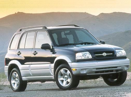 Suzuki Grand Vitara 2000 - Comprar ou Vender | VolanteSIC