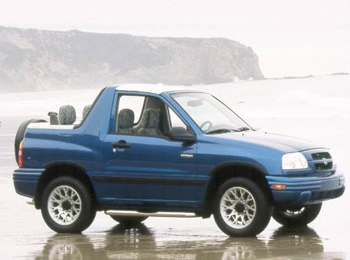2000 Suzuki Vitara   Pricing, Ratings, Expert Review   Kelley Blue Book