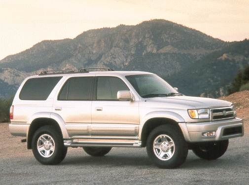 2000 Toyota 4runner Pricing Ratings Expert Review Kelley Blue Book