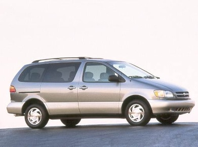 Used 2000 Toyota Sienna Values Cars For Sale Kelley Blue Book