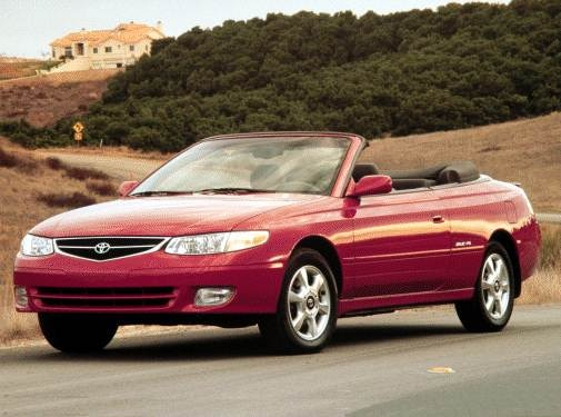Top Consumer Rated Convertibles Of 2000 Kelley Blue Book