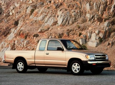 2000 Toyota Tacoma Xtracab Pricing Ratings Expert Review