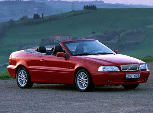 2000 Volvo C70 Pricing Ratings Expert Review Kelley Blue Book