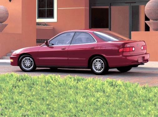 2001 Acura Integra | Pricing, Ratings, Expert Review | Kelley Blue Book
